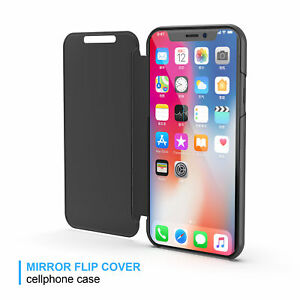 new concept 80f72 fc903 Details about For iPhone X XS XR XS Max Protective Flip Stand Phone Case  Cover Shell UK STOCK