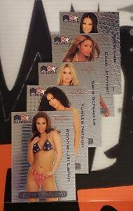 "2002 Benchwarmer /""All American/"" Chromium 12 Card Set"