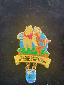 Disney-Pin-53178-The-Many-Adventures-of-Winnie-the-Pooh-30th-Anniversary-WDW-LE