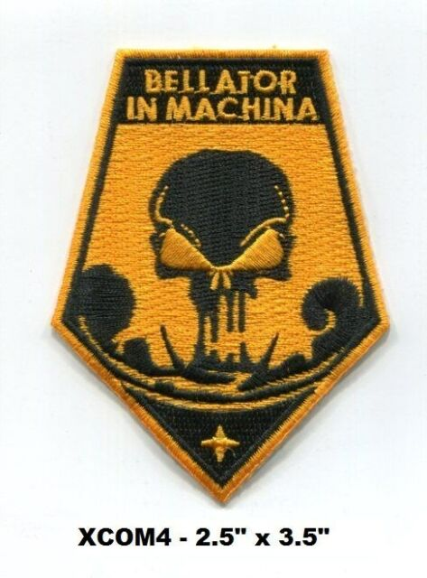 X-COM - BELLATOR IN MACHINA - PATCH - XCOM4B