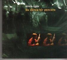 (CR118) Emin Igus, Bu Dünya Bir Pencere - 2002 CD