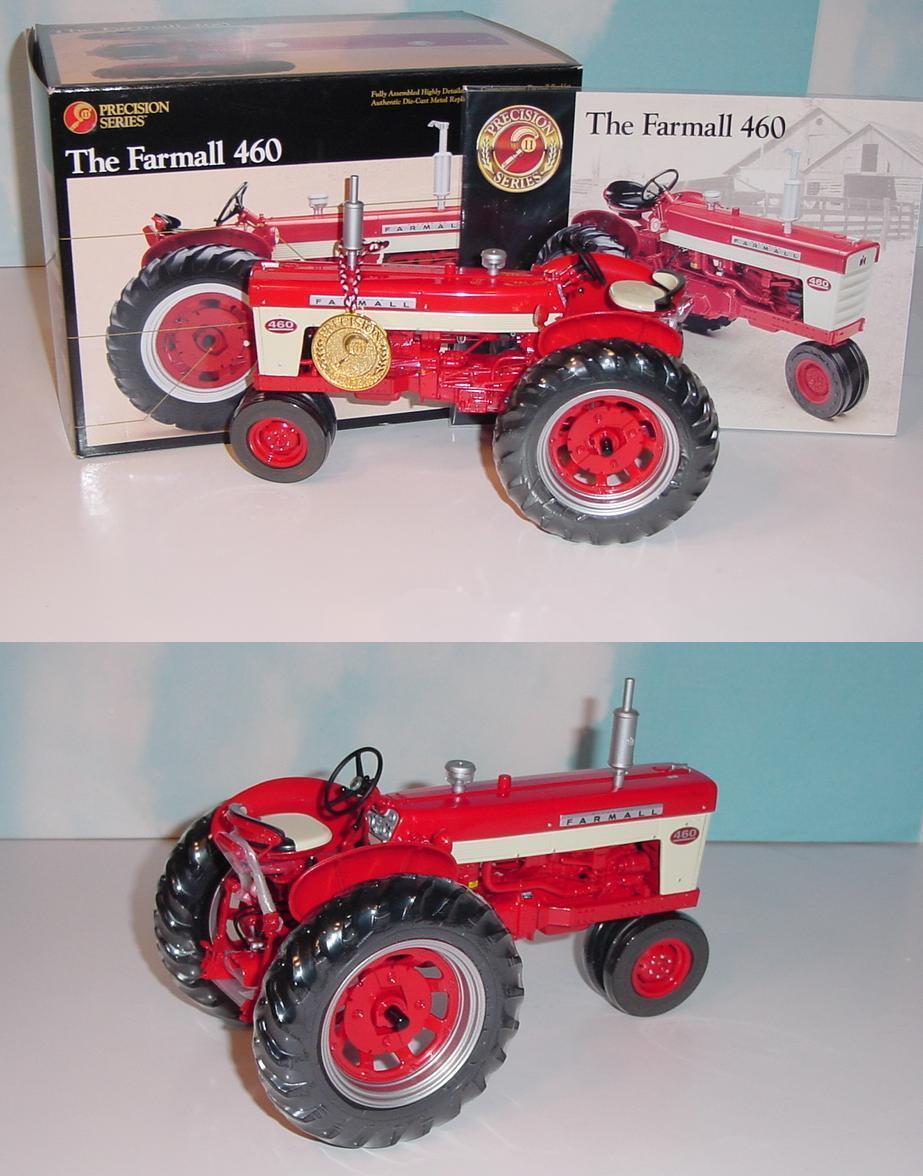 1/16 Farmall 460 Precision #11 Tractor NIB!
