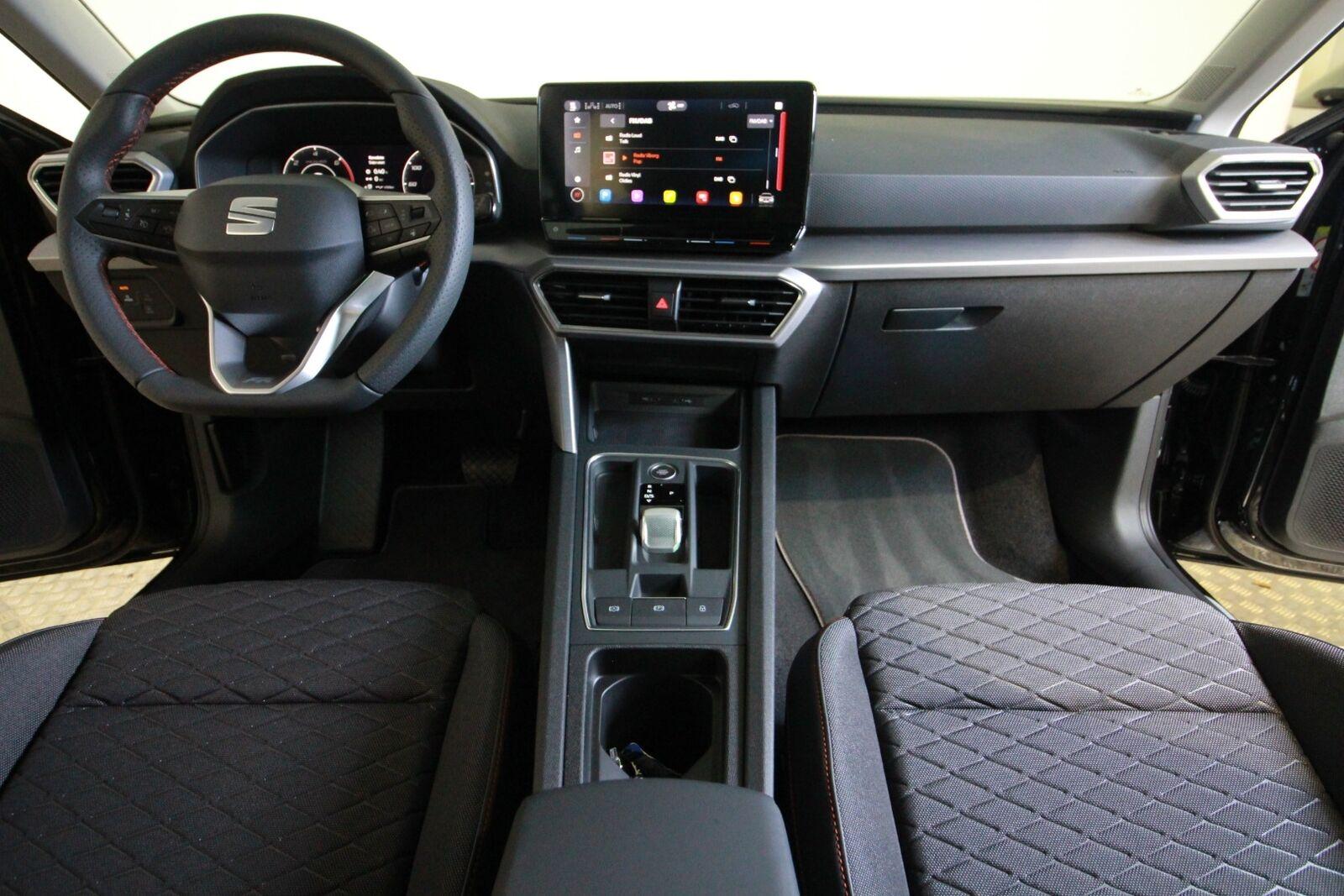 Seat Leon eHybrid FR DSG