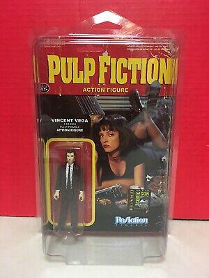 Bloody Reaction Figures ~ Pulp Fiction ~ Vincent Vega SDCC 2014