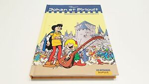 Johan-et-Pirlouit-Integrale-2-Sortileges-et-enchantements-EO-Peyo-Dupuis