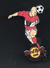 Hard Rock Cafe Warsaw World Cup Soccer Ball. Pin 3  ++