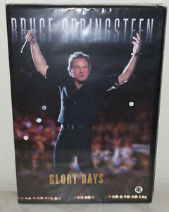 DVD-BRUCE-SPRINGSTEEN-GLORY-DAYS-NUOVO-NEW