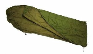 Used Genuine British Army Compression Sack For Light Weight Sleeping Bags