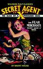 Secret Agent X: The Fear Merchants by Brant House (Paperback / softback, 2005)