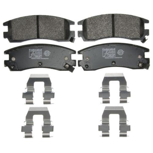 Disc Brake Pad Set Rear Federated MD714