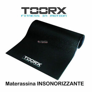 Toorx-TAPPETTINO-MATERASSINO-INSONORIZZANTE-Palestra-Salva-Pavimento-Antiscivolo