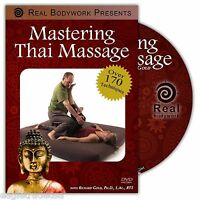 Mastering Thai Massage Therapy Video On Dvd