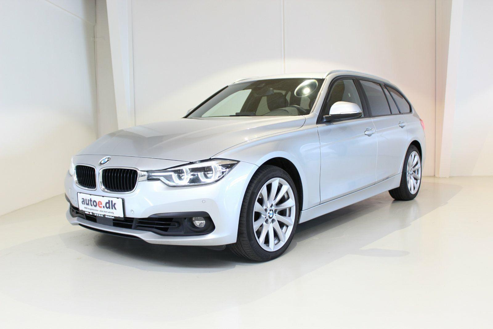 BMW 330d 3,0 Touring xDrive aut. 5d - 369.800 kr.