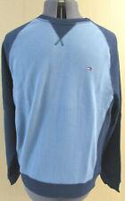Fleet Blue Tommy Hilfiger Men/'s Crew Neck Sweatshirt Size L