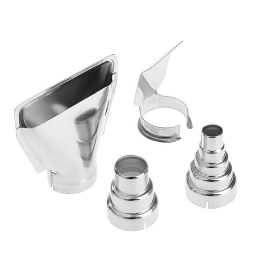 4Pcs Heat Gun Air Nozzles Electric Kit Accessories Industrial Tools Shrink Wrap