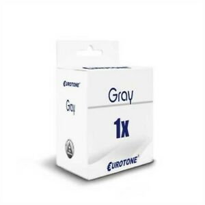 Eco Ink Grey XL Replaces Canon PFI-706GY PFI706GY