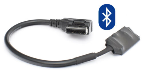 Bluetooth Audio Adapter VW MDI AUDI MMI 3G AMI RNS-E Concert Symphony 4 CAN-AMI
