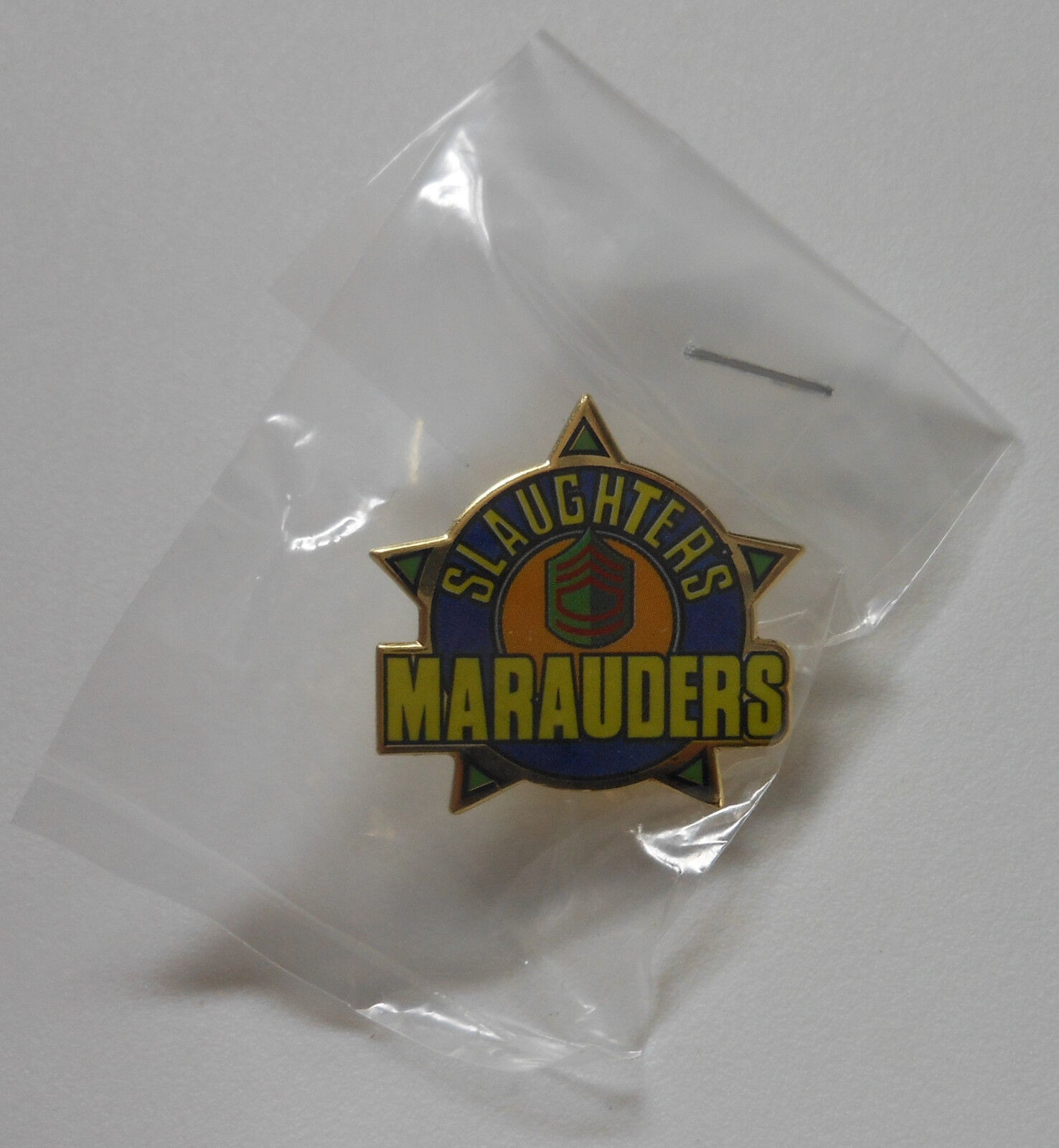 GI Joe Convention 2018 Exclusive FIRST DAY PIN