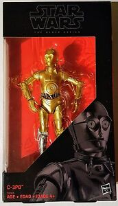 Star-Wars-The-Black-Series-6-034-C-3P0-Action-Figure-Silver-Leg-NEW