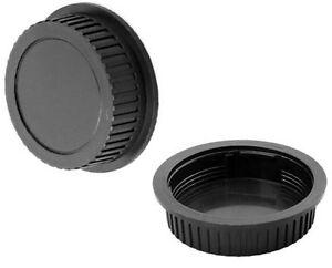 New-Body-Front-Rear-Lens-Cap-Cover-for-Canon-EOS-EF-EF-S-Lens-DSLR-Camera