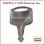 Tork-1100-Dispenser-Key-for-Paper-Towel-and-Toilet-Tissue-Dispensers-12-pk thumbnail 2