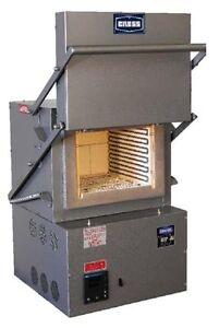 Cress Heat Treat Furnace Model C 1240 W 12 L 40 H 8 New
