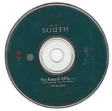THE BEAUTIFUL SOUTH You Keep it all In PROMO Radio DJ CD Single 1990