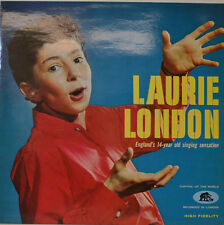 Laurie London England S 14 year old singing sensation BFX 15133 LP (y9)