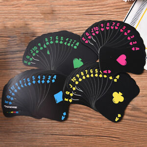Playing-Poker-Cards-Cards-Deck-Playing-Luminous-Cards-Board-Game-Night-Poke-DFI
