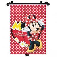 Minnie Mouse Sonnenschutzrollo Für Autoscheiben