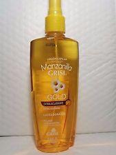 Lightener and Detangler 2 in 1 Manzanilla Grisi Chamomile Hair Lotion 8.4 Oz