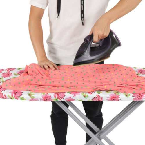 1 X Ironing Board Cover Coated Thick Padding Heat Resistant And Scorch Pad New