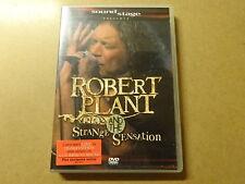 MUSIC DVD / ROBERT PLANT: THE STRANGE SENSATION