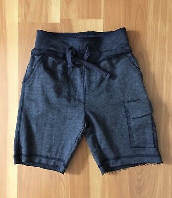 Boys Mish Shorts Black Distressed NWT Size 24 Month cargo Shorts