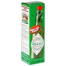 Tabasco Green Pepper Sauce, 5 Fl Oz