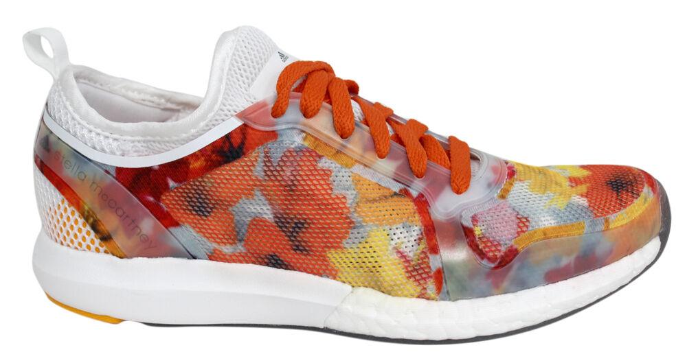 Adidas Stella de McCartney CC entrenadores de Stella Sonic con Cordones Correr Textil S78662 U18 b4dff7
