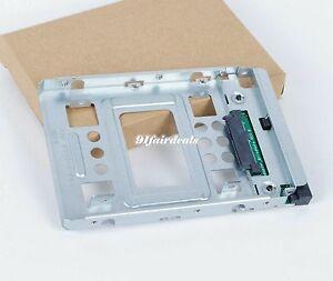 US-2-5-034-SSD-SAS-to-3-5-034-SATA-Hard-Drive-HDD-Adapter-Caddy-Tray-For-HP-Dell-IBM