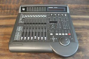 Details about Mackie HUI Control Surface DAW Controller Logic Digidesign  Avid Pro Tools