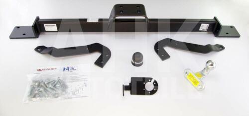 AHK Kpl. Für Peugeot Boxer Pritsche ab 14 Anhängerkupplung starr+ES 13p spez