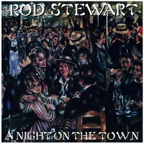 Rod Stewart - Night on the Town [New CD]