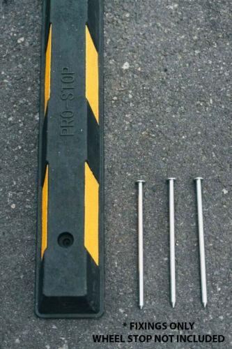 Bitumen Asphalt fixing kit for Wheel stopWHEEL STOP NOT INCLUDED