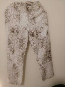 Women-039-s-Calvin-Klein-Snake-Print-Pants-14