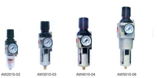 """Aire separador 1//2/"""" reductor de presión etaw 4000-04"""