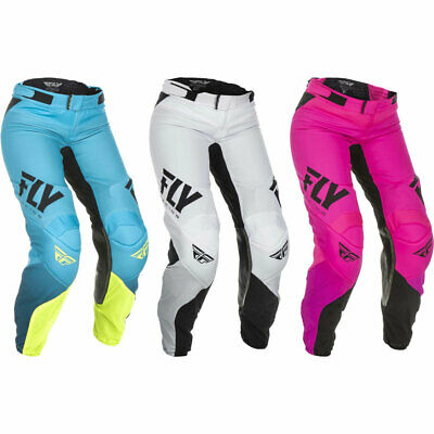 2019 Fly Racing Womens Lite Motocross Dirt Bike Pants Pick Size//Color