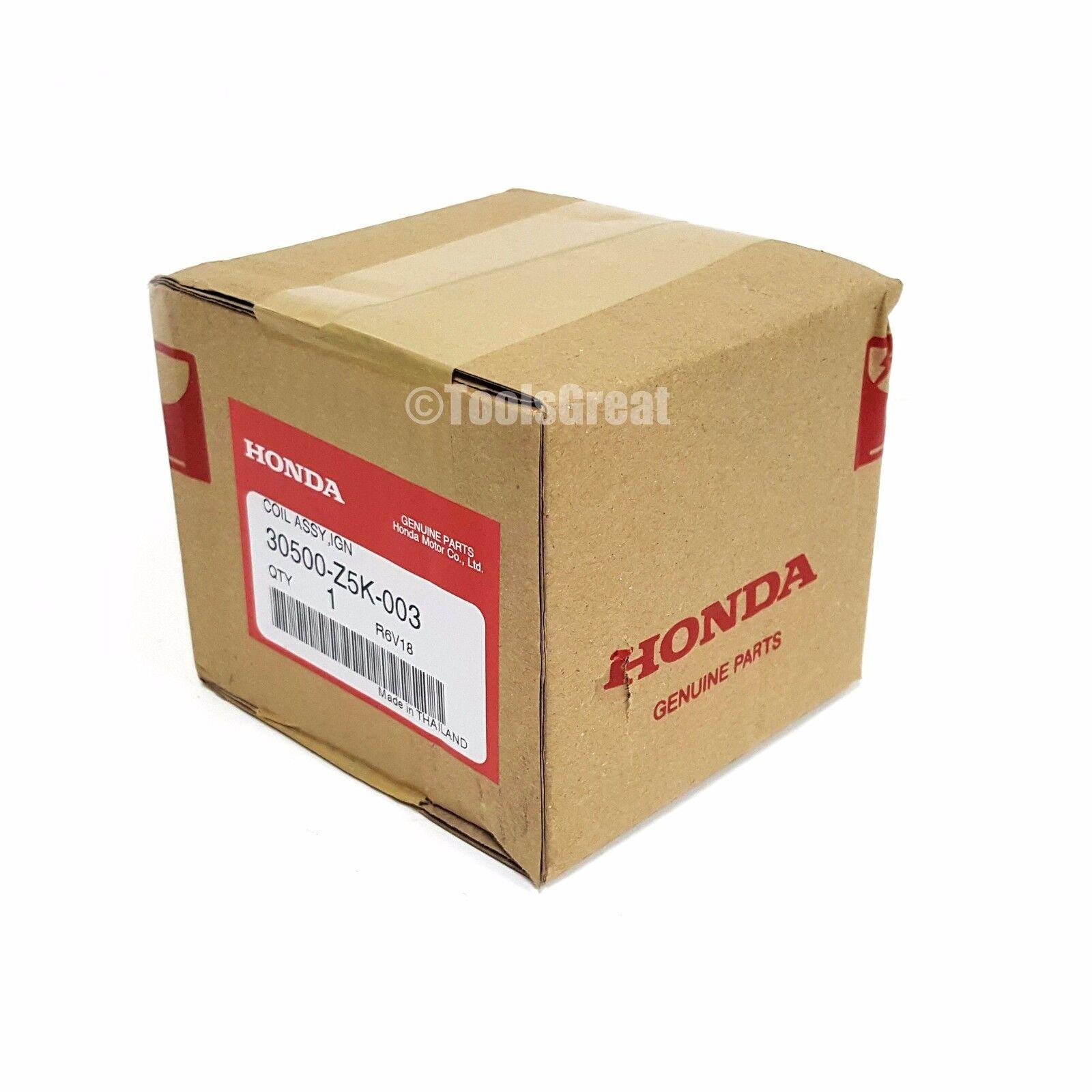 Auténtica 9hp Honda Motor GX270 ensamblaje 30500-Z5K-003 Bobina De Encendido