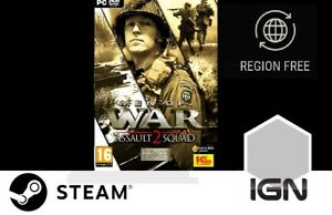 Men-of-War-Assault-Squad-2-Deluxe-Edition-PC-Steam-Download-Key