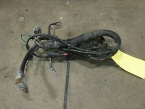 jeep tj battery wiring jeep wrangler tj 1997 2 5 4 cyl starter battery wiring harness oem  starter battery wiring harness oem