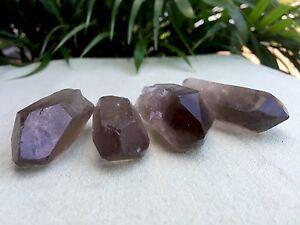 Raw-Smokey-Quartz-Point-Gemstone-Specimen-Reiki-Chakra-Crystal-Heal-Metaphysical