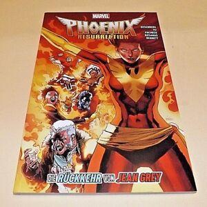 Phoenix Resurrection Marvel X-Men Die Rückkehr von Jean Grey ungelesen