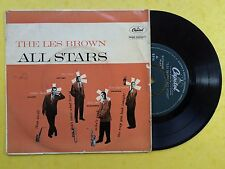 The Les Brown All Stars - Capitol EAP1012 VG+ Condition - Thou Swell